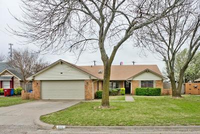 Van Alstyne Single Family Home Active Contingent: 677 W Jefferson Street