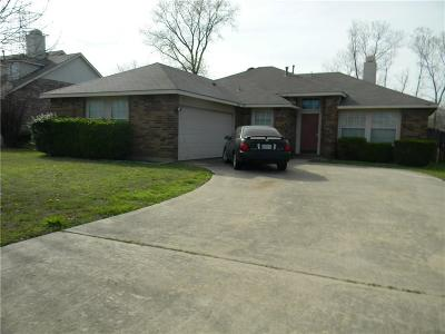 Desoto Single Family Home For Sale: 1053 Twin Creek Drive
