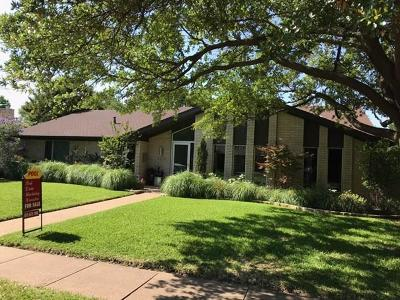 Single Family Home For Sale: 3216 Catamore Lane