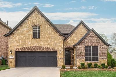 Grapevine Single Family Home For Sale: 4330 Vineyard Creek Drive