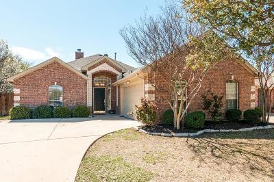 Keller Single Family Home For Sale: 1731 Chatham Lane
