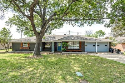 Fort Worth Single Family Home For Sale: 4700 Westlake Drive