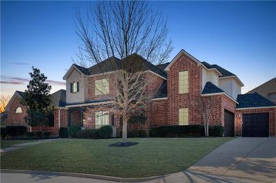 McKinney Single Family Home For Sale: 4301 Loch Haven Court