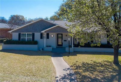 Dallas Single Family Home For Sale: 6216 N Jim Miller Road