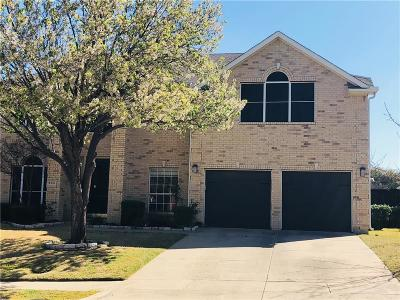 Coppell Single Family Home For Sale: 532 Cromwell Court