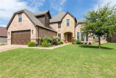 Aledo Single Family Home For Sale: 105 Champagne Drive
