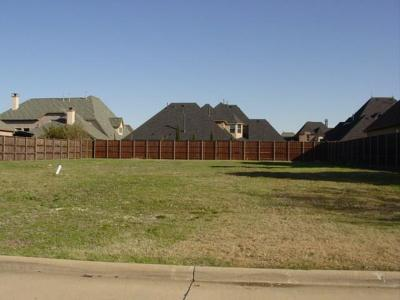 Frisco Residential Lots & Land For Sale: 4154 Castle Bank Lane