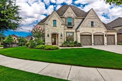 Mckinney Single Family Home For Sale: 5601 River Highlands Drive
