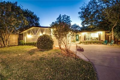 Dallas Single Family Home For Sale: 4215 Skillman Street
