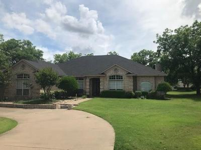 Granbury Single Family Home For Sale: 5705 Tee Box Court