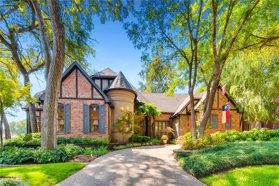 Mckinney Single Family Home Active Contingent: 3215 Valley Forge