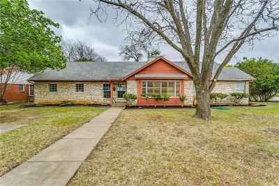 Fort Worth Single Family Home For Sale: 3909 Trail Lake Drive