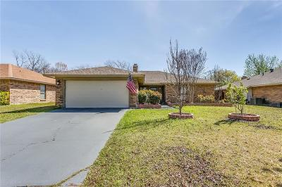 North Richland Hills Single Family Home For Sale: 5124 Abby Road