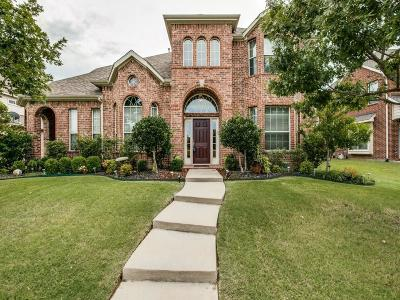 Frisco Single Family Home For Sale: 1055 Crystal Lake Drive