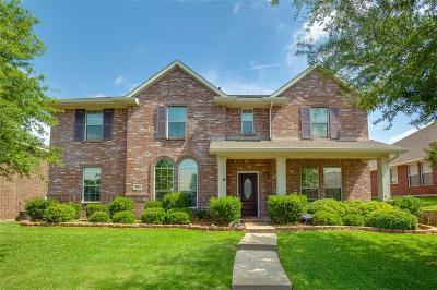 Glenn Heights Single Family Home Active Option Contract: 603 Magnolia Lane