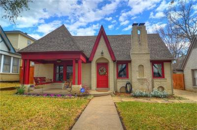Single Family Home Active Option Contract: 3245 Wabash Avenue