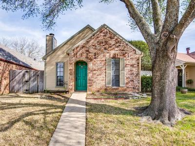 Lewisville Single Family Home For Sale: 256 Teakwood Lane