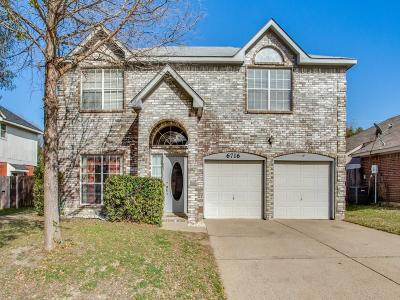 Plano Single Family Home For Sale: 6716 Bellehaven Drive