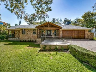 Dallas Single Family Home For Sale: 902 Stevens Woods Court