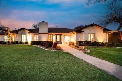Dallas Single Family Home For Sale: 7223 Roundrock Road