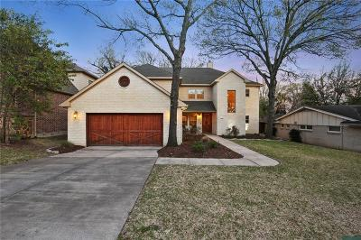 Single Family Home For Sale: 7750 Goforth Circle