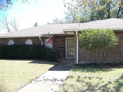 Irving Single Family Home For Sale: 312 E Scotland Drive