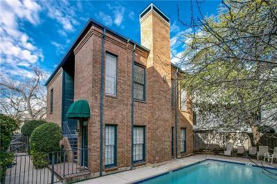 Dallas Condo For Sale: 4143 Newton Avenue #E