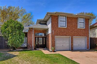 Arlington Single Family Home For Sale: 832 Bracken Place