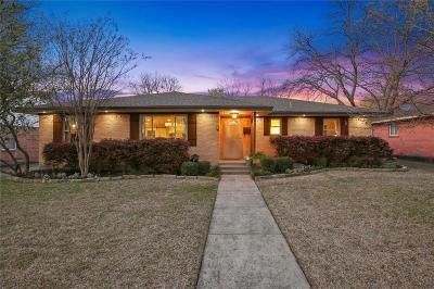 Dallas Single Family Home For Sale: 10025 Ridgehaven Drive