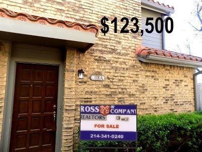 Townhouse For Sale: 14800 Enterprise Drive #18A