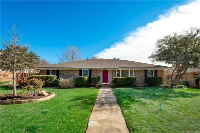 Plano Single Family Home For Sale: 2704 Cross Bend Road