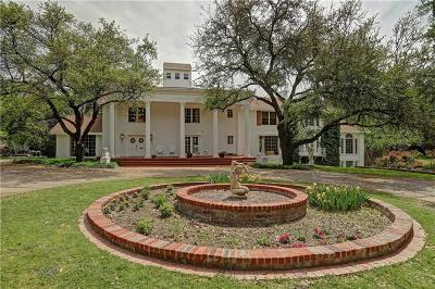 Mesquite Single Family Home For Sale: 312 New Market Road