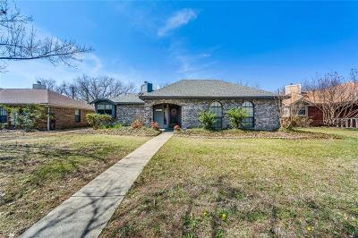 Rowlett Single Family Home For Sale: 3813 Halifax Drive