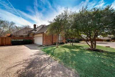 Dallas Single Family Home For Sale: 7306 Hiddencreek Drive