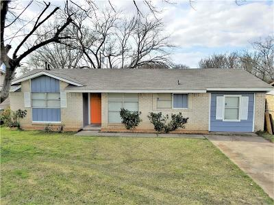 Dallas Single Family Home For Sale: 9903 Gulf Palms Drive