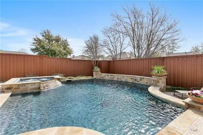 Frisco Single Family Home For Sale: 8511 Prescott Circle