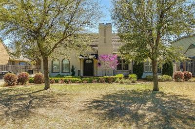 Fort Worth Single Family Home For Sale: 3629 Bellaire Drive S