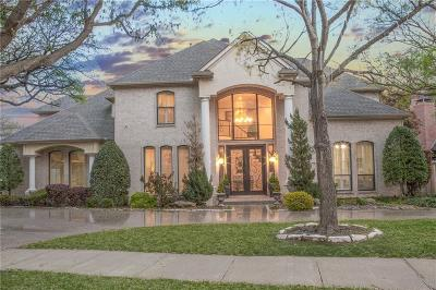 Coppell Single Family Home For Sale: 10 Winding Hollow Lane