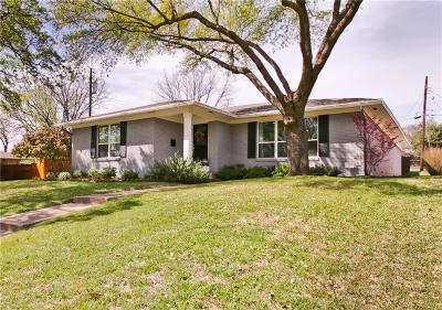 Dallas Single Family Home For Sale: 1715 Kiltartan