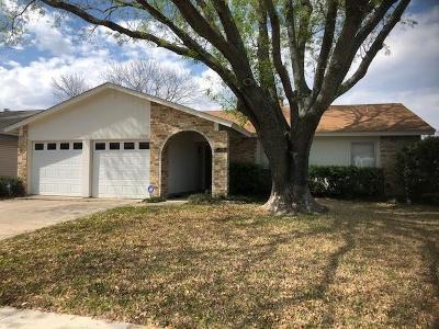 Arlington Single Family Home For Sale: 5502 Heathercrest Drive
