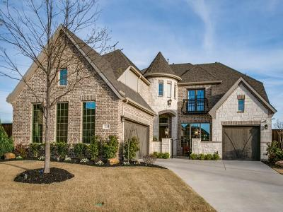 Frisco Single Family Home For Sale: 7210 Champagne Dr
