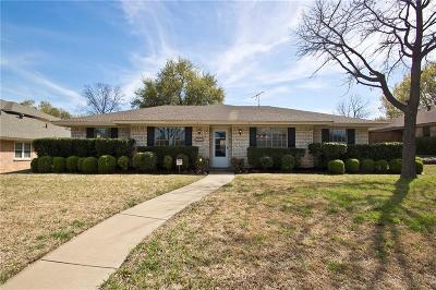 Plano Single Family Home For Sale: 1808 Midcrest Drive