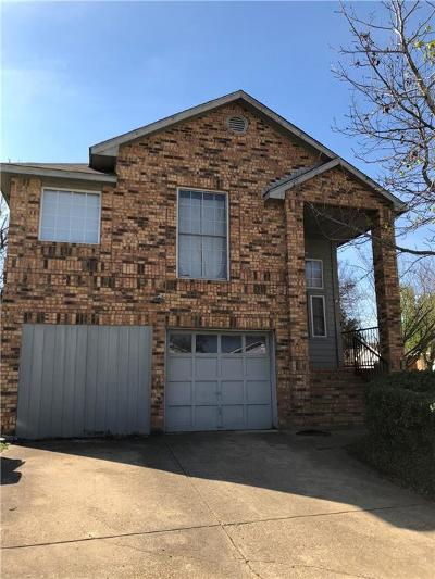 Garland Single Family Home For Sale: 742 Meadowcreek Court