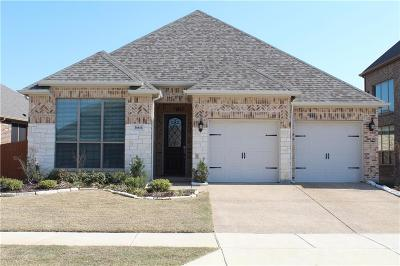 Prosper Single Family Home For Sale: 16616 Amistad Avenue
