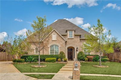 Frisco Single Family Home Active Option Contract: 10960 Cortez Court