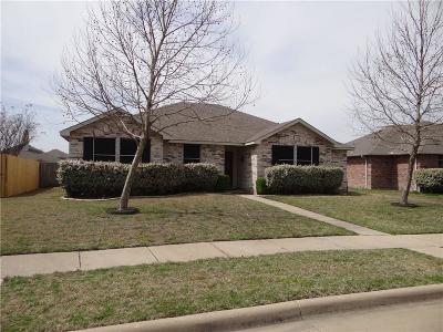 Wylie Single Family Home For Sale: 2903 Misty Way Drive