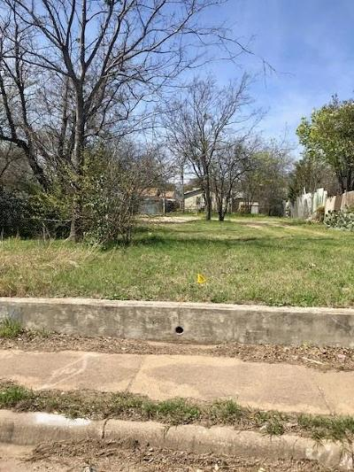 Fort Worth Residential Lots & Land For Sale: 4820 McCart Avenue