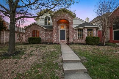 Frisco Single Family Home For Sale: 7937 Excaliber Road