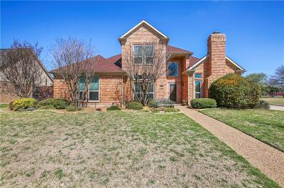 Plano Single Family Home For Sale: 3501 Trinity Lane