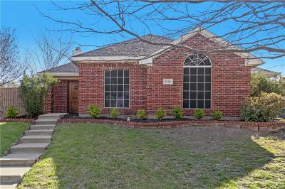 Frisco TX Single Family Home For Sale: $255,000